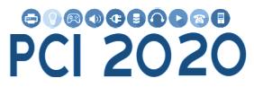 Ενημέρωση συγγραφέων PCI'2020